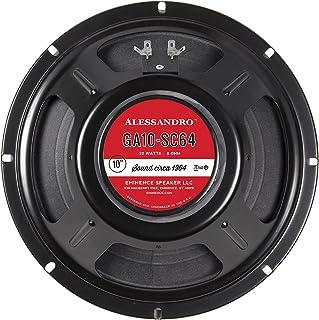 Eminence 美国标准阿尔法中低音扬声器 6GA10SC64 10 inch, 20 W