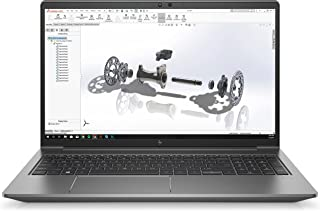 HP ZBook Power 15 G8(15.6 英寸 / UHD)移动工作站笔记本电脑(英特尔酷睿 i7-11800H,16GB 内存,512GB 固态硬盘,Nvidia T600,Windows 10 Pro,指纹传感器,QWERTZ)灰色