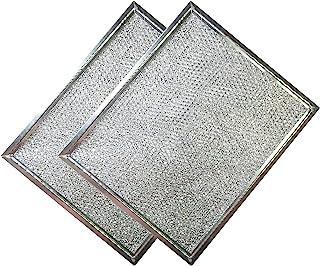Amazinpure Nutone NY NV [原创部件#S97006931] 排气油脂过滤器 兼容热点 BP29 系列风帽过滤器 97006931排气扇过滤器 1172137 5-3078 88150 99010121 C88150 K75...