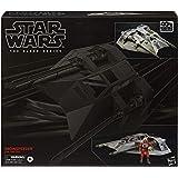 Star Wars 黑色系列 Snowspeeder 汽车,带 Dak Ralter 人偶 6 英寸的 Star War…