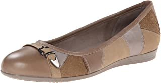 ECCO 女士 Touch 15 带扣芭蕾平底鞋