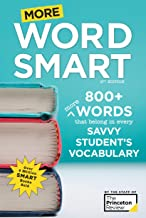 More Word Smart, 2nd Edition: 800+ More Words That Belong in Every Savvy Student's Vocabulary (Smart Guides) (English Edit...