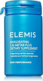 ELEMIS 加速代谢活力身体增强草本胶囊,60粒