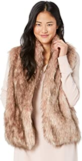 BCBGeneration 女式毛皮针织夹克