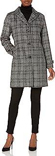 Vince Camuto 儿童外套女式混合面料羊毛大衣
