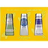 L'OCCITANE 经典手霜三件套,富含乳木果油,适合干手