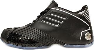 adidas 阿迪达斯 TMAC 1 男式(漫威 - Nick Fury),核心黑色/金属银/浅金属色