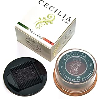 CECILIA 'Sanctus'松香适用于大提琴,松香特殊配制大提琴松香 Full Cake