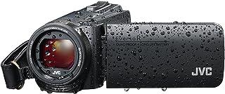 JVC GZ-R495 高清四重防护40倍变焦坚固摄像机 - 黑色