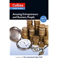 Amazing Entrepreneurs and Business People: A2 (Collins Amazi…