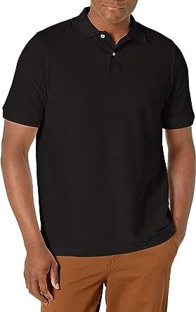 Lee 男士Uniforms现代修身短袖Polo衫