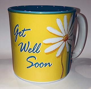 Get Well Soon 马克杯 - 雏菊(黄色)
