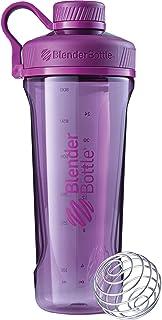 BlenderBottle C01955 Radian Tritan 调味瓶,青色,32 盎司 梅红色 32盎司 500603
