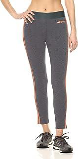 adidas 阿迪达斯 女式 Essentials 3 条纹紧身裤