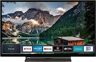 Toshiba 东芝电视(全高清,智能电视,三调谐器,Prime 视频,蓝牙,适用于 Alexa) 32 Zoll 822523