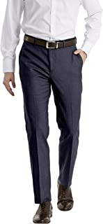 Calvin Klein 男士修身貼合正裝褲