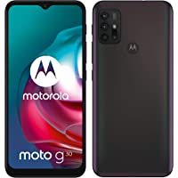 Moto G30 (128GB, 6GB) 6.5 英寸双 SIM GSM 无锁 4G LTE,国际型号 XT2129…