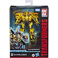 Transformers Toys Studio Series 49 Deluxe Class Movie 1 Bumb…