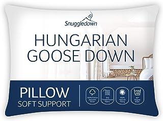 Snuggledown 匈牙利鹅绒枕头 白色 12 x 74 x 48 cm 5047SNG01