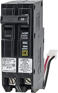 Schneider Electric QO230PLILC QO ILC PowerLink 断路器 2 极,120/240Vac,30 安培,10 kA AIR