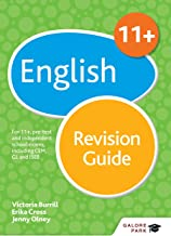 11+ English Revision Guide: For 11+, pre-test and independent school exams including CEM, GL and ISEB (GP) (English Edition)