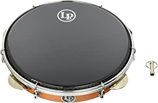 Latin Percussion LP3010 Lp 巴西木制平底锅,带合成头