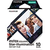 Fujifilm 富士 Instax 方形胶片,星光(10 曝光)