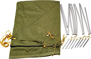 Nomad 中性 - 成人 TXPOD3N4MT03466 Porch/Luifel Dogon LW Tent, Grun, 3 (+1)