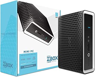 Zotac ZBOX CI642 NANO Barebone PC