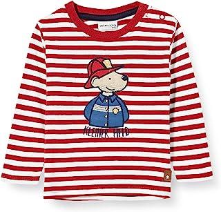 Salt & Pepper 男婴长袖条纹 APPL 衬衫