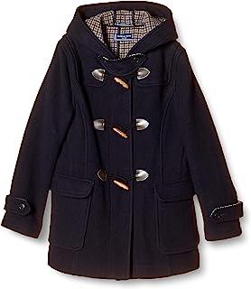 OLIVE des OLIVE School 带拉链双面粗呢大衣 女士 1J90016