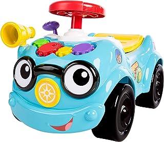 Baby Einstein, Roadtripper™ 骑乘汽车和推送幼儿玩具,带真实汽车噪音,适合 12 个月及以上儿童