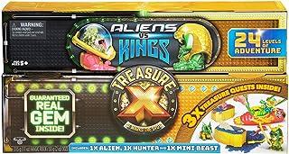 Treasure X 41516 Aliens V Kings 玩具百宝箱,颜色不同