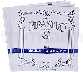 PIRASTRO ORIGINAL FLAT-CHROME 原创平面铬 对比 浴弦组合