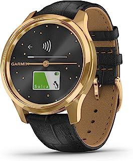 GARMIN 佳明 手表 智能手表 vivomove Luxe 活动量计 防水 男女通用