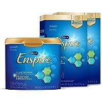 Enfamil Enspire 美赞臣 蓝臻1段 (0-12个月) 婴儿奶粉 581g*1罐+850g*2盒补充装, 1…