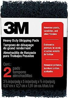 3m 重型条纹垫,3.375-英寸 x 5 英寸 x 75 英寸,2 件装