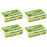 【批量购买】 苏格兰 纸巾 沙盒 400张(200组) ×4个套装