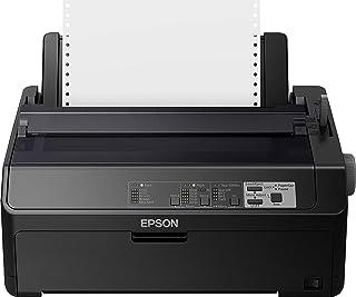 Epson 爱普生 fx-890iin 612 字符每秒 240 x 144dpi A3540 (点) - 打印点矩阵(点数)(240 x 144 dpi,每秒612 个字符,每秒 463 个字符,每秒 115 个字符,每个拇指数 10 个字符)