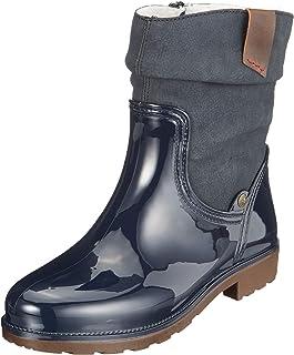 Rieker 女士 P9060 惠灵顿靴