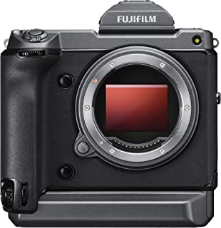 Fujifilm 富士 GFX 100 102MP 中号数码相机(仅机身),黑色