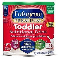 Mead Johnson 美赞臣 Enfagrow 3段婴幼儿奶粉 (适合1-3岁) 香草味 24盎司/ 约680.39…