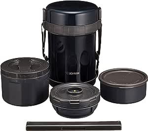 ZOJIRUSHI 象印SL-GG18-BD不锈钢保温饭盒