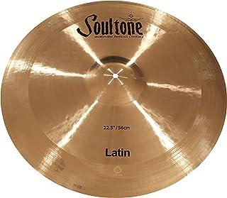 Soultone Cymbals Latin,22.54 cm Crash-Ride-Cymbal(LTN-CRR22.5)