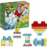 LEGO 乐高 Duplo 得宝系列 Idea 心形创意积木盒 10909