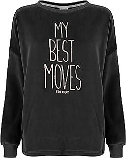 Freddy 女式 254 大学运动衫