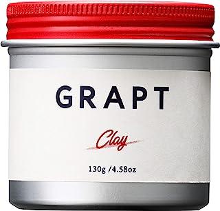 GRAPT 粘土硬发蜡主体 130克 (x 1)