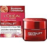 L'Oréal Paris 巴黎欧莱雅 Revitalift Crème Rouge 复颜抗皱紧致滋润日霜,含红参成分…