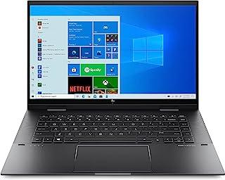HP 惠普 ENVY x360 15-eu0077ng (15.6英寸 / 全高清 IPS 触屏) 2 合 1 可变形笔记本电脑 (AMD Ryzen 7 5700U, 16GB DDR4内存 , 512GB 固态硬盘 , AMD 显卡 , W...