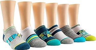 Stride Rite 男童 6 双装隐形袜